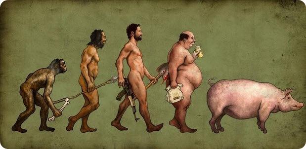 Эволюция или Деградация